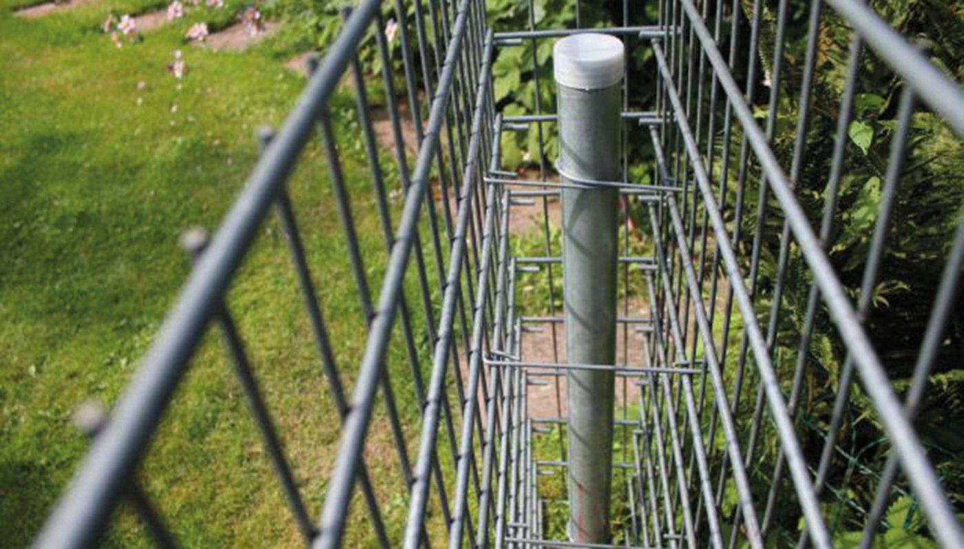 Gabion Fence System Quot Bestfence Quot Rud